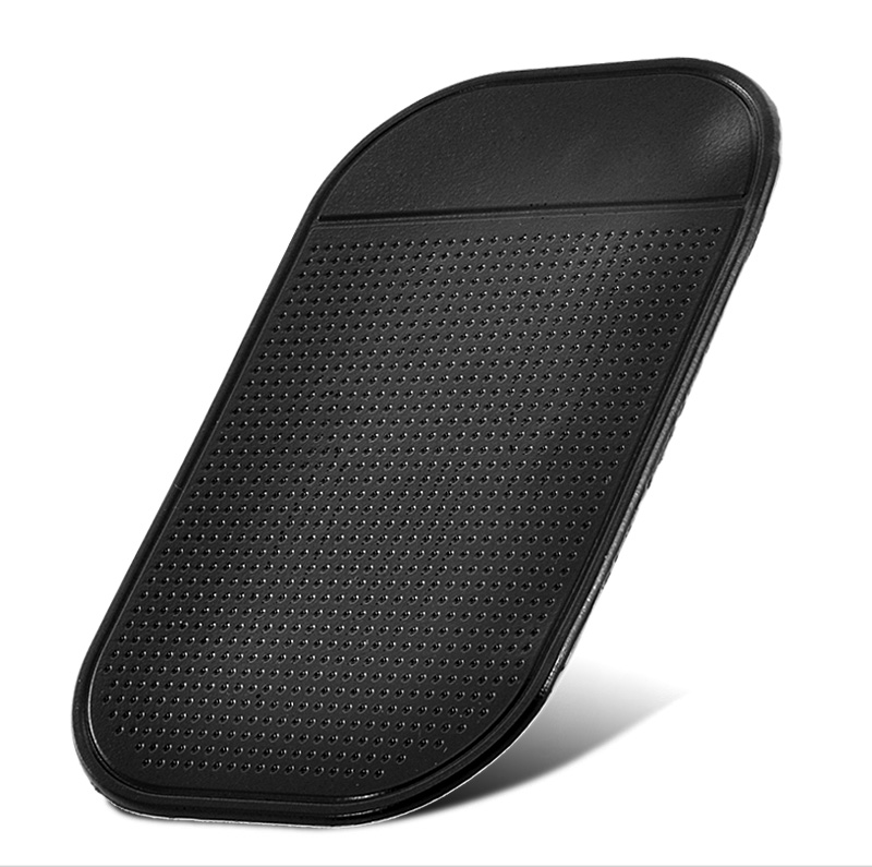 Sticky Car Pad for Cell Phone, Anti-Slip, Anti-shake, Black  OA1651